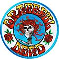C&D Visionary Grateful Dead Skull & Roses Patch thumbnail