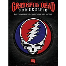 Hal Leonard Grateful Dead for Ukulele Ukulele Series Softcover Performed by Grateful Dead