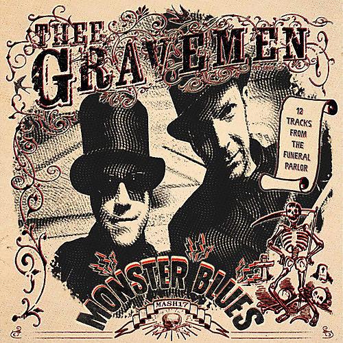 Alliance Gravemen Thee - Monster Blues