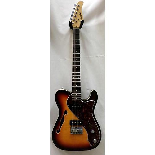 Douglas Gravity Hollow Body Electric Guitar