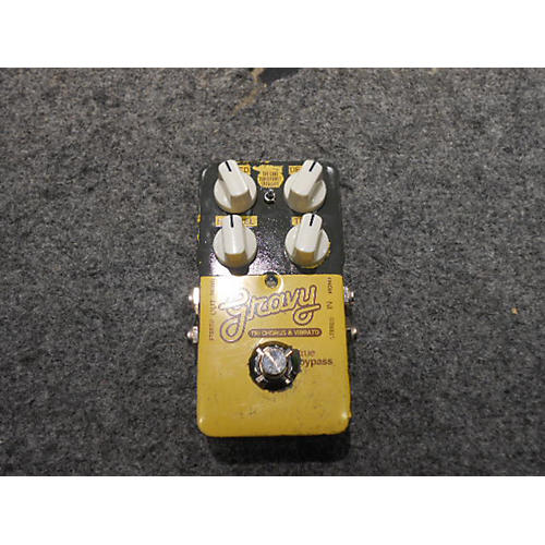 TC Electronic Gravy Tri Chorus And Vibrato Effect Pedal