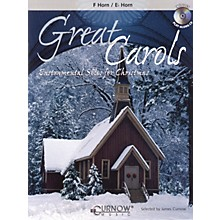 Curnow Music Great Carols (F/Eb Horn - Grade 3-4) Concert Band Level 3-4