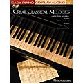 Hal Leonard Great Classical Melodies - Easy Piano CD Play-Along Volume 21 Book/CD thumbnail