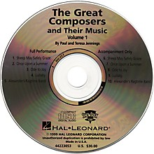 Hal Leonard Great Composers and Their Music CD