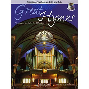 Curnow Music Great Hymns Trombone/Euphonium/Bassoon - Grade 3-4 Concert B... by Curnow Music