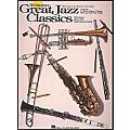 Hal Leonard Great Jazz Classics for Alto Sax thumbnail