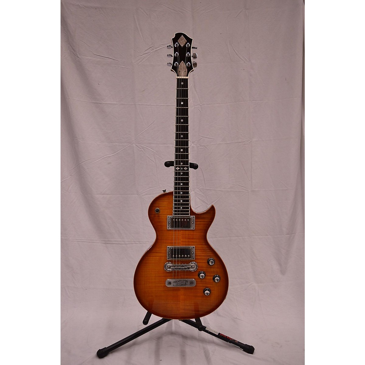 Zemaitis Greco GZ-3300 Solid Body Electric Guitar