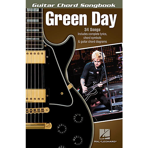 Hal Leonard Green Day - Guitar Chord Songbook