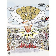 Alfred Green Day Dookie Guitar Tab Book