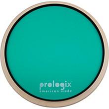 ProLogix Percussion Green Logix Practice Pad With Rim