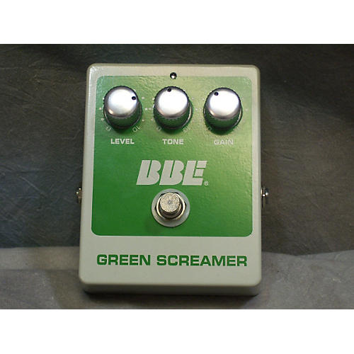 BBE Green Screamer Overdrive Effect Pedal