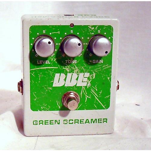 BBE Green Screamer Overdrive Effect Pedal