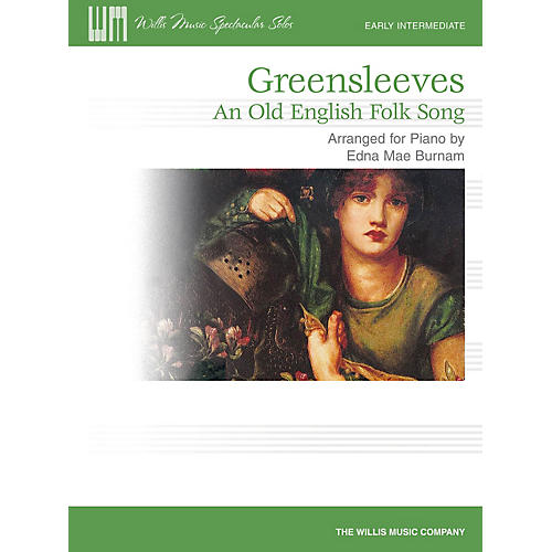 Willis Music Greensleeves (Early Inter Level) Willis Series