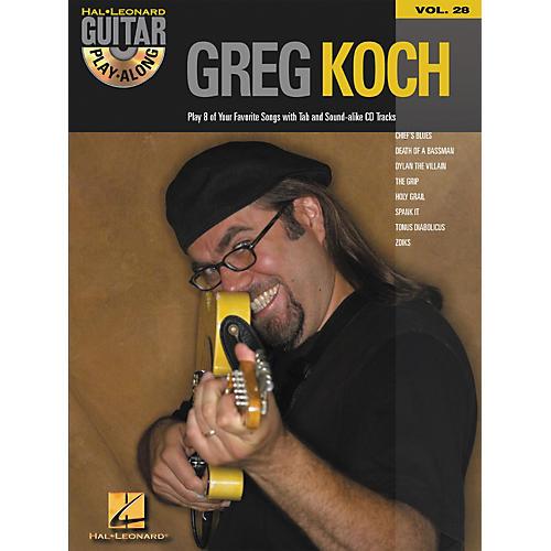 Hal Leonard Greg Koch (Book and CD Package)