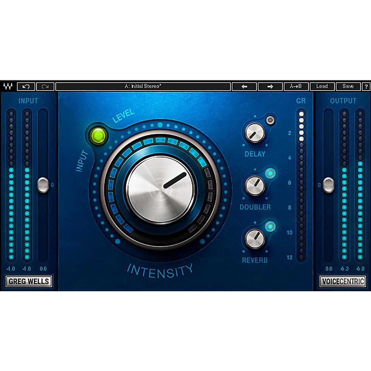 Waves Greg Wells VoiceCentric