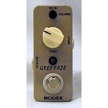 Mooer Grey Faze Effect Pedal