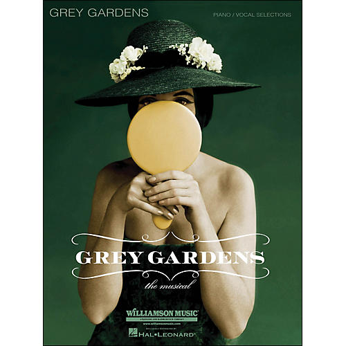 Hal Leonard Grey Gardens - The Musical arranged for piano, vocal, and guitar (P/V/G)