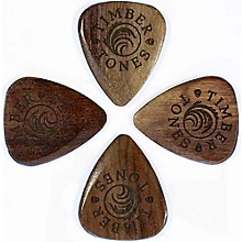 Timber Tones Grip Indian Chestnut Guitar Picks