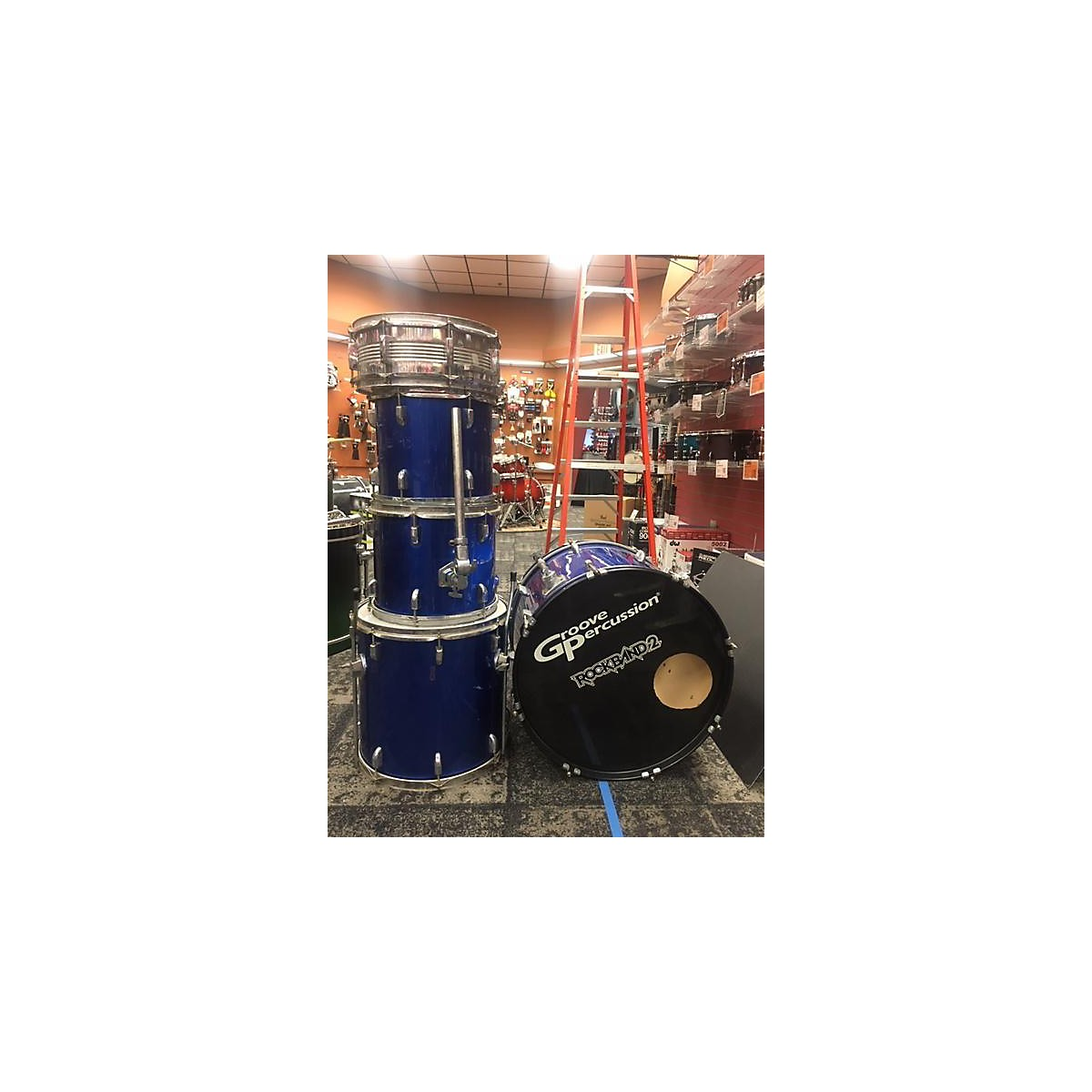 Groove Percussion Groove Percussion Drum Kit