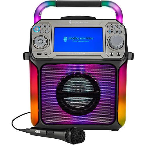 The Singing Machine Groove XL Karaoke Machine