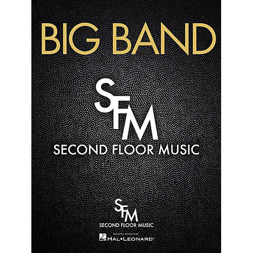 Second Floor Music Groovy Encounters (Big Band) Jazz Band Composed by Chico O'Farrill