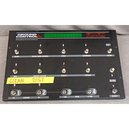 Voodoo Lab Ground Control Pro Footswitch