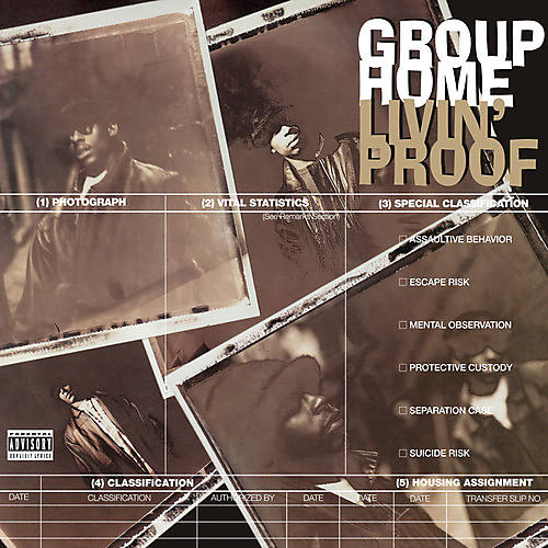 Alliance Group Home - Livin' Proof