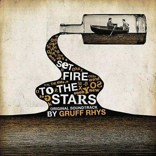 Alliance Gruff Rhys - Set Fire To The Stars - O.s.t.
