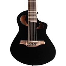 Gryphon 12-String Acoustic-Electric Guitar Gloss Black