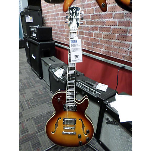 used giannini gsa 250 hollow body electric guitar guitar center. Black Bedroom Furniture Sets. Home Design Ideas