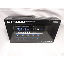 Boss Gt1000 Effect Processor