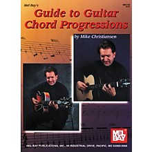 Mel Bay Guide To Guitar Chord Progressions Book