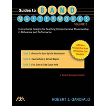 Meredith Music Guides to Band Masterworks - Volume I (Revised Edition) Concert Band Composed by Robert Garofalo