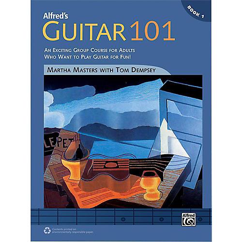 Alfred Guitar 101 Comb Bound Book 1