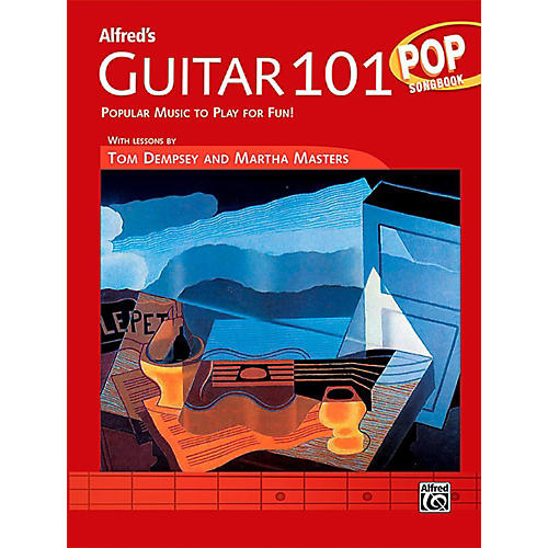 Alfred Guitar 101 Pop Songbook