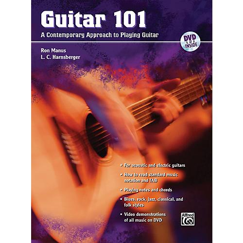 Alfred Guitar 101