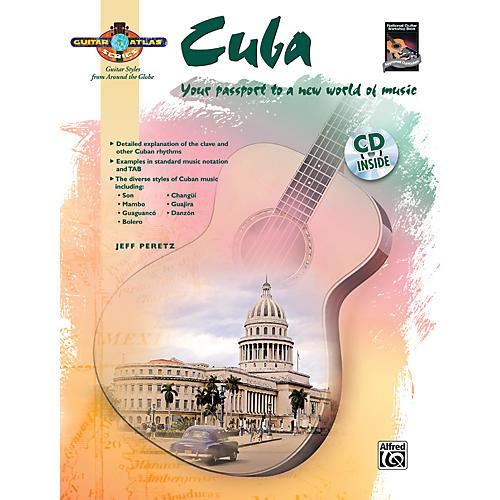 Alfred Guitar Atlas: Cuba (Book/CD)