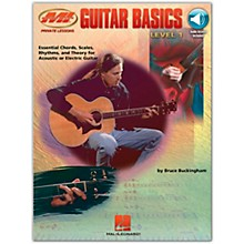 Hal Leonard Guitar Basics (Book/Online Audio)