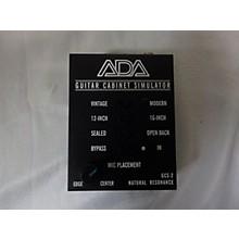 ADA Signal Processors Guitar Cabinet Simulator Pedal