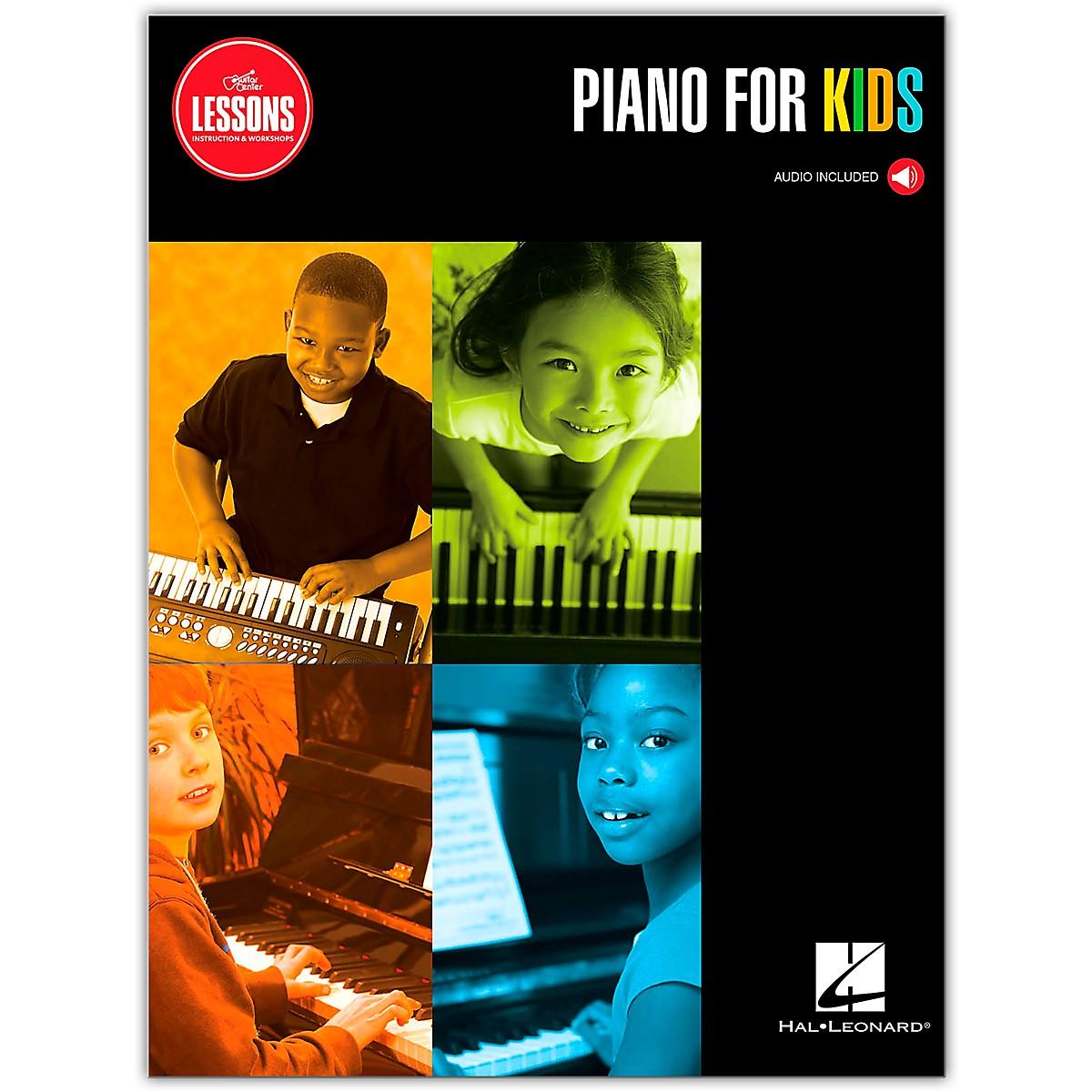Guitar Center Guitar Center Lessons Piano for Kids Curriculum Book (Book/Online Audio)