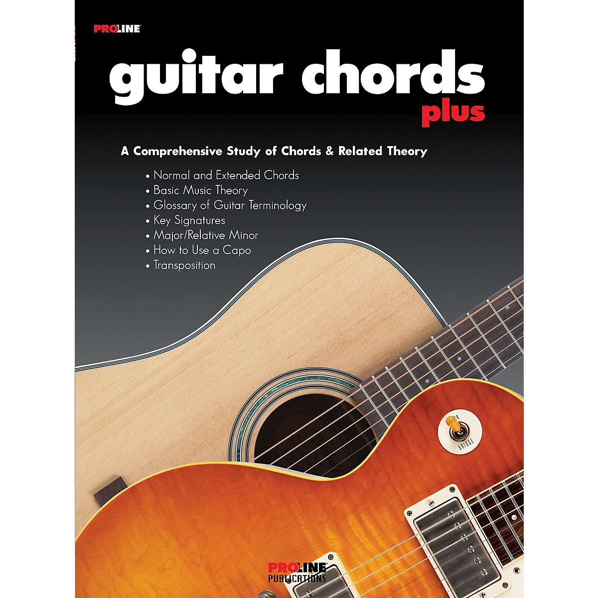 Proline Guitar Chords Plus Book