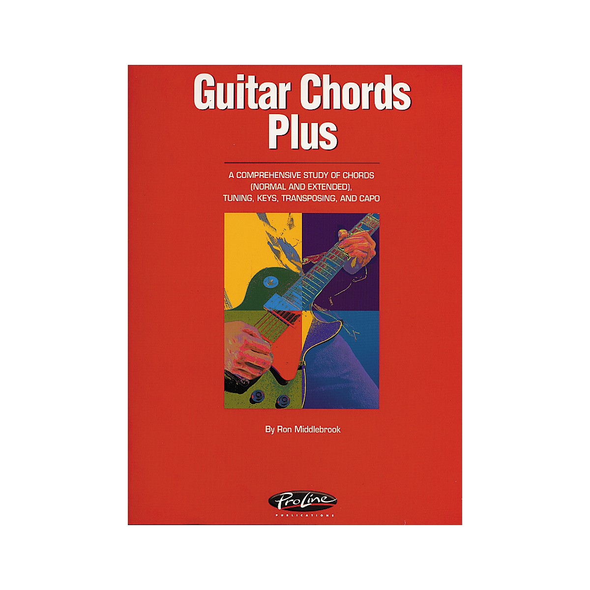 Centerstream Publishing Guitar Chords Plus ( Instructional Book )