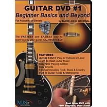 MJS Music Publications Guitar DVD #1 Beginner Basics and Beyond