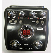 Zoom Guitar Effects Pedal G2 Effect Processor