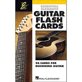 hal leonard guitar flash cards essential elements guitar extras guitar center. Black Bedroom Furniture Sets. Home Design Ideas