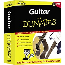 Emedia Guitar For Dummies Level 1 (CD-ROM)