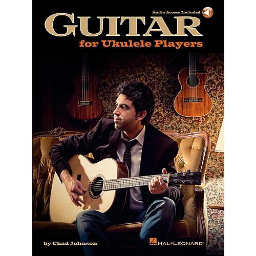 Hal Leonard Guitar For Ukulele Players Book/Audio Online