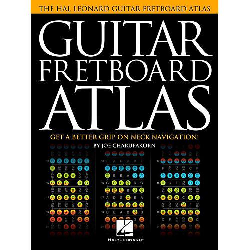 Hal Leonard Guitar Fretboard Atlas