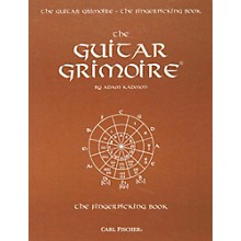 Carl Fischer Guitar Grimoire - The Fingerpicking Book