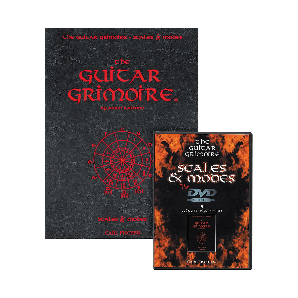Carl Fischer Guitar Grimoire Vol. 1 Pack (Book/DVD)